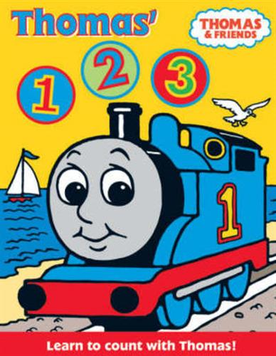 Picture of Thomas 123 Board Book