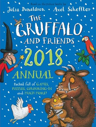 Picture of Gruffalo And Friends Annual 2018
