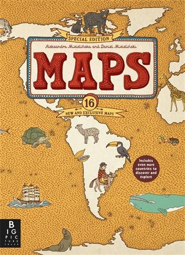 Picture of Maps (Special Edition)