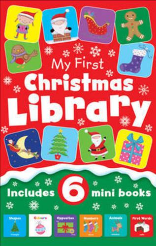 Picture of My First Christmas Library