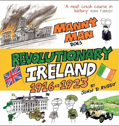 Picture of Manny Man Does Revolutionary Ireland