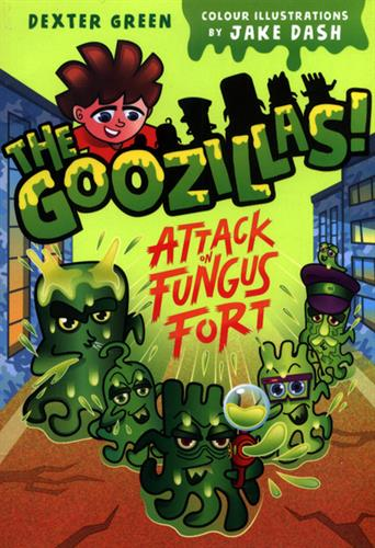 Picture of Goozillas Attack On Fungus Fort