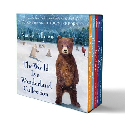 Picture of World Is A Wonderland Board Book