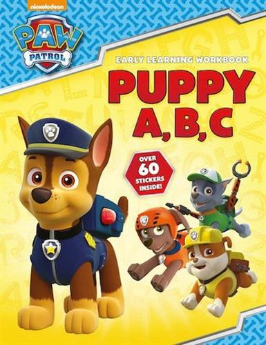 Picture of Paw Patrol Puppy A B C