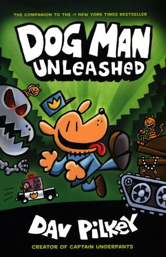 Picture of Adventures Of Dog Man 2 Unleashed