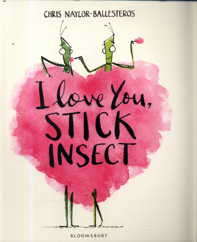 Picture of I Love You Stick Insect