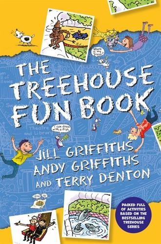Picture of Treehouse Fun Book