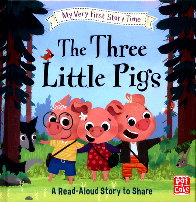 Picture of My Very First Story Time The Three Little Pigs