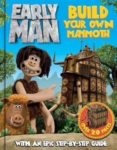 Picture of Early Man Make Your Own Mammoth  Board Book