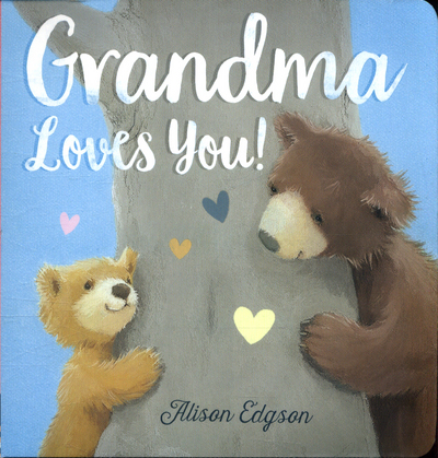 Picture of Grandma Loves You Board Book