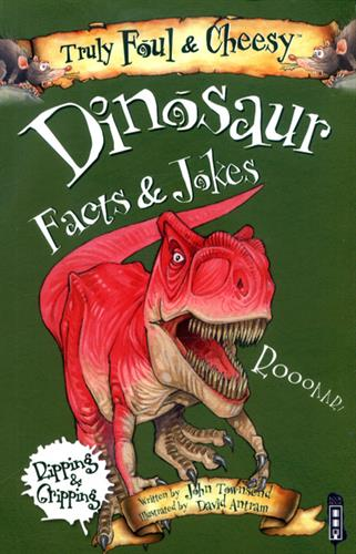 Picture of Dinosaur Facts And Jokes Book
