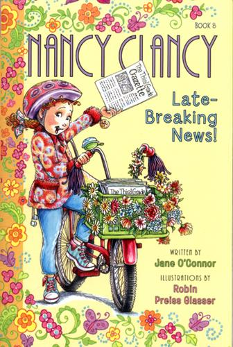 Picture of Fancy Nancy Nancy Clancy Late Breaking News