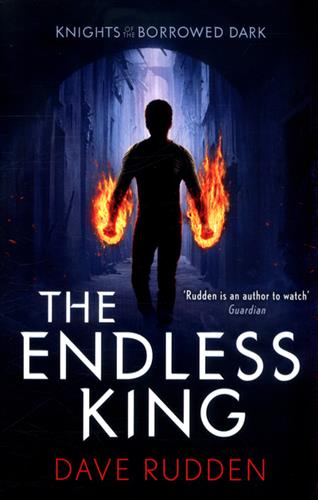 Picture of Endless King (Knights Of The Borrowed Dark Book 3)