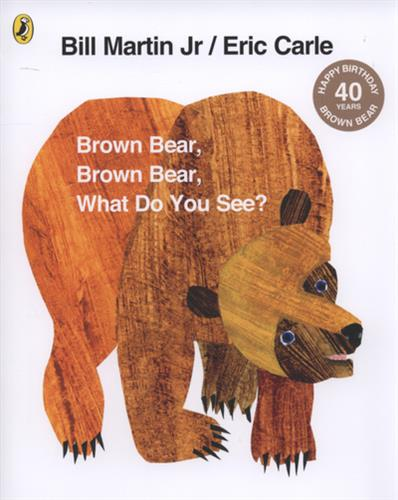 Picture of Brown Bear Brown Bear What Do You Se