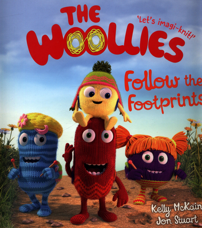 Picture of Woollies Follow the Footprints