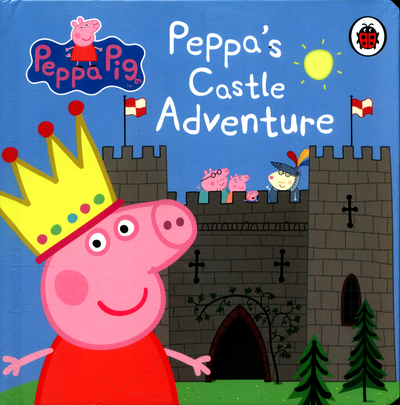Picture of Peppa Pig Peppas Castle Adventure Board Book