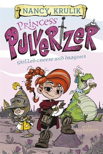 Picture of Princess Pulverizer Grilled Cheese & Dragons