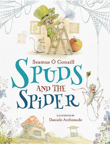 Picture of Spuds & The Spider PB