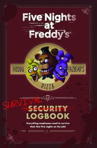 Picture of Five Nights At Freddys Survival Logbook
