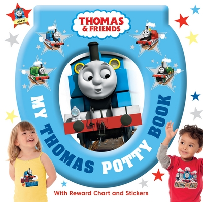 Picture of Thomas My Potty Book Board Book