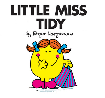 Picture of Little Miss Tidy