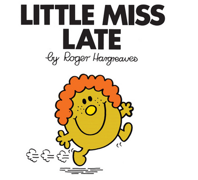 Picture of Little Miss Late