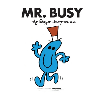 Picture of Mr Busy