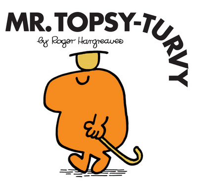 Picture of Mr Topsy Turvy