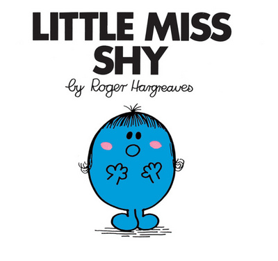 Picture of Little Miss Shy