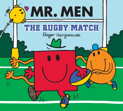 Picture of Mr Men The Rugby Match