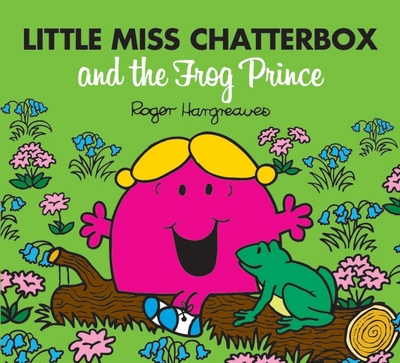 Picture of Little Miss Chatterbox & The Frog Prince