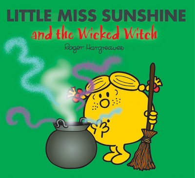 Picture of Little Miss Sunshine & The Wicked Witch