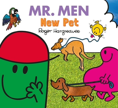 Picture of Everyday Mr Men New Pet
