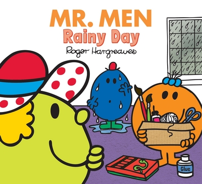 Picture of Everyday Mr Men Rainy Day
