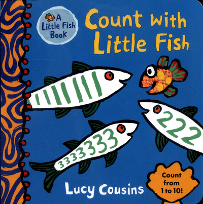 Picture of Count With Little Fish Board Book