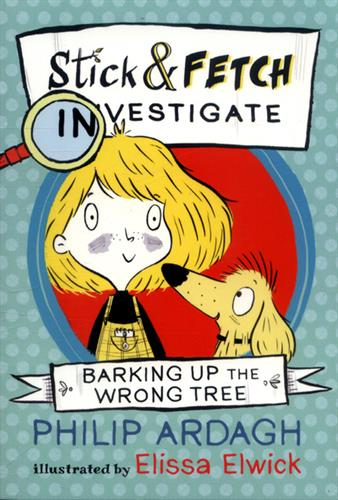 Picture of Barking Up The Wrong Tree Stick And Fetch Investigate