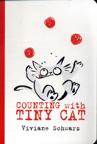 Picture of Counting With Tiny Cat Board Book