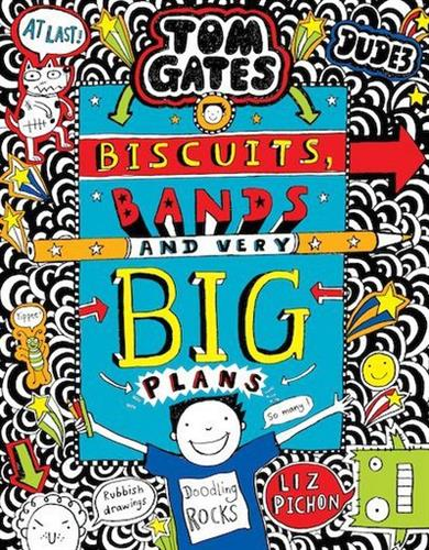 Picture of Tom Gates 14 Biscuits Bands And Very Big Plans