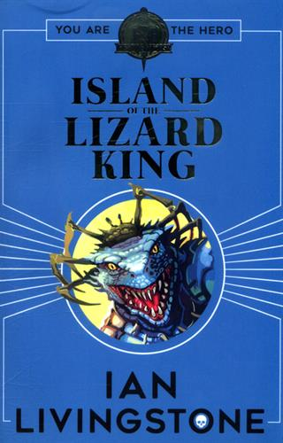 Picture of Fighting Fantasy Island Of The Lizard King