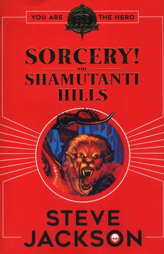 Picture of Fighting Fantasy Sorcery The Shamutanti Hills