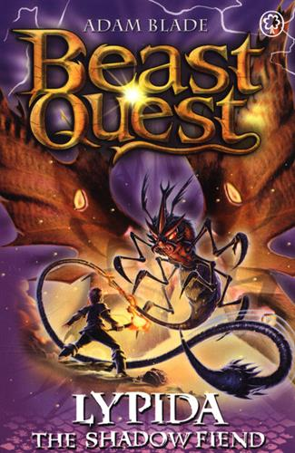 Picture of Beast Quest Lypida The Shadow Fiend