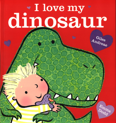 Picture of I Love My Dinosaur