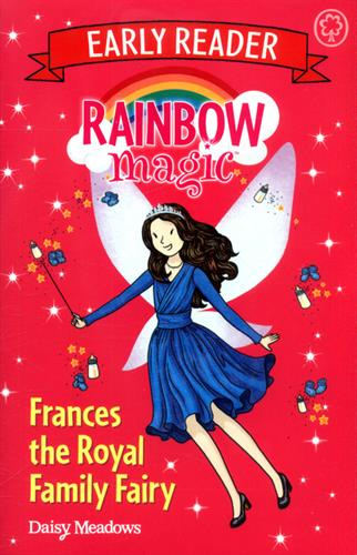Picture of Rainbow Magic Early Reader Frances The Royal Family Fairy P/