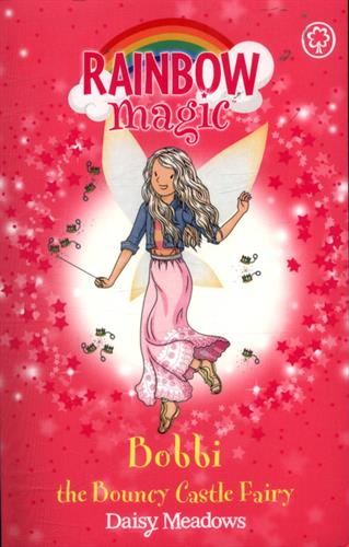 Picture of Rainbow Magic Bobbi The Bouncy Castle Fairy