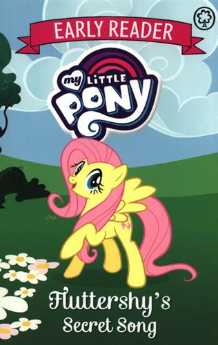 Picture of My Little Pony Early Reader Fluttershys Secret Song