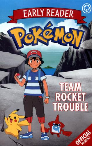 Picture of Official Pokemon Early Reader Team Rocket Trouble