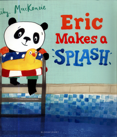 Picture of Eric Makes A Splash