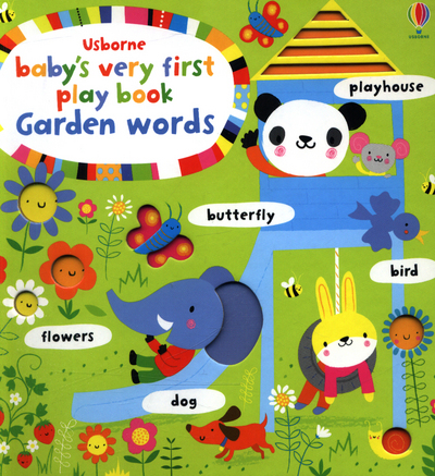 Picture of Babys Very First Play Book Garden Words Board Book