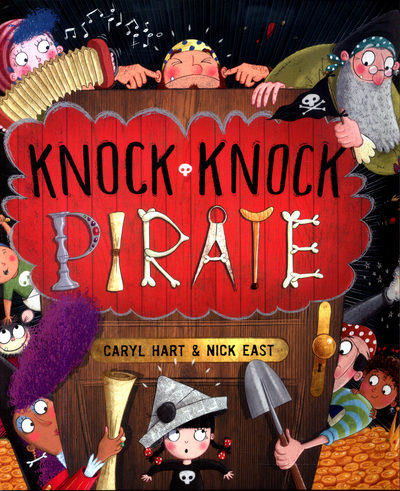 Picture of Knock Knock Pirate