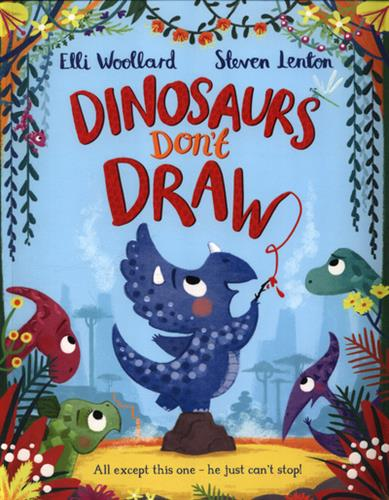 Picture of Dinosaurs Dont Draw